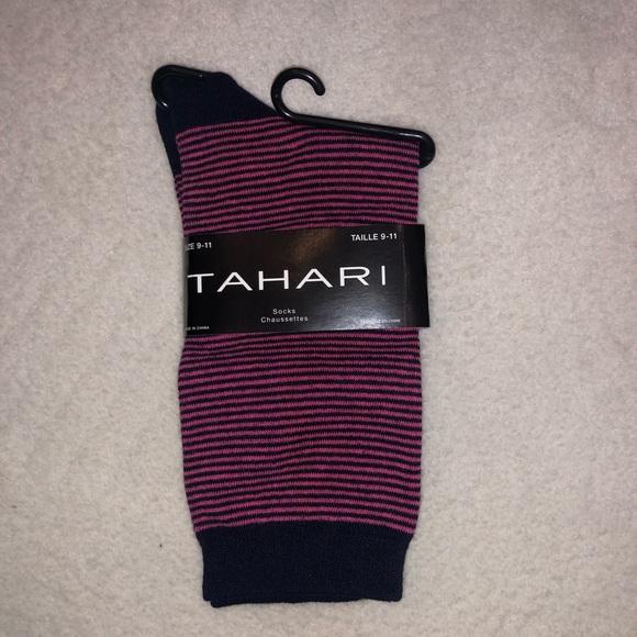 Tahari Accessories - Tahari socks above the ankle